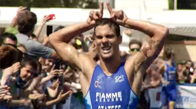2019 Cagliari ITU World Cup: men's highlights